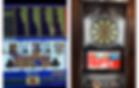 Darts, Huntsman Tavern, Bars