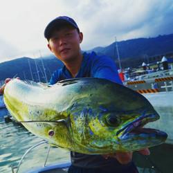 Taiwan Yilan Sea Fishing