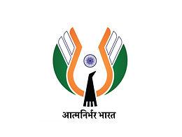 Aatma Nirbhar Bharat Logo
