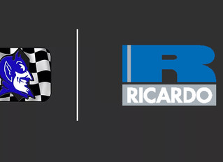 Ricardo PLC and Duke Motorsports Team Up for 2020-2021 Formula SAE Season
