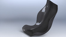 How to Model a Seat in Solidworks