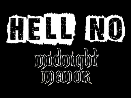 Hell No Out Now!
