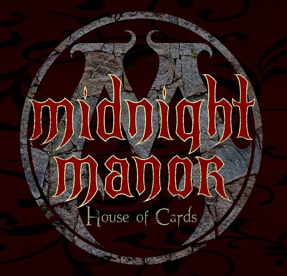 Midnight Manors 'House of Cards' Album Concept Image