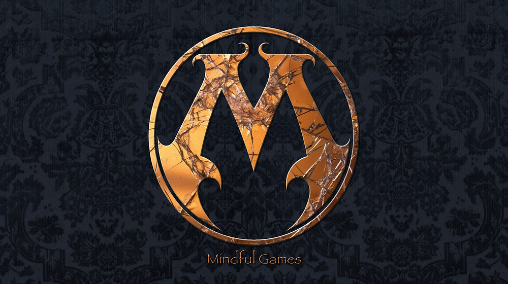Midnight Manors Album Cover for 'Mindful Games'
