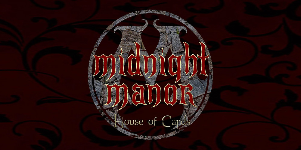 Midnight Manors Album Cover for 'House of Cards'