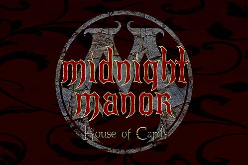 CD : House Of Cards : Midnight Manor