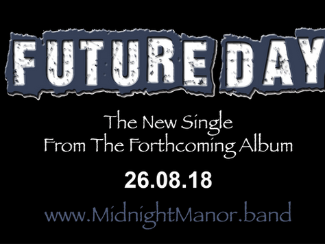 The New Single 'Future Day' Out Soon!