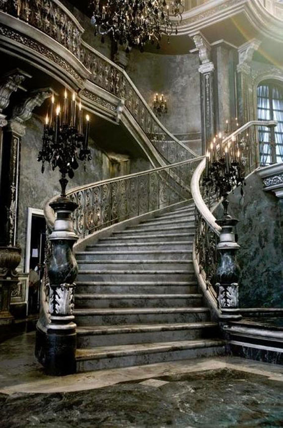 Midnight Manor ...Stairway to the House of Cards