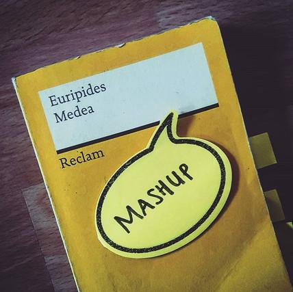 #drama #euripides #antike #medea #mashup