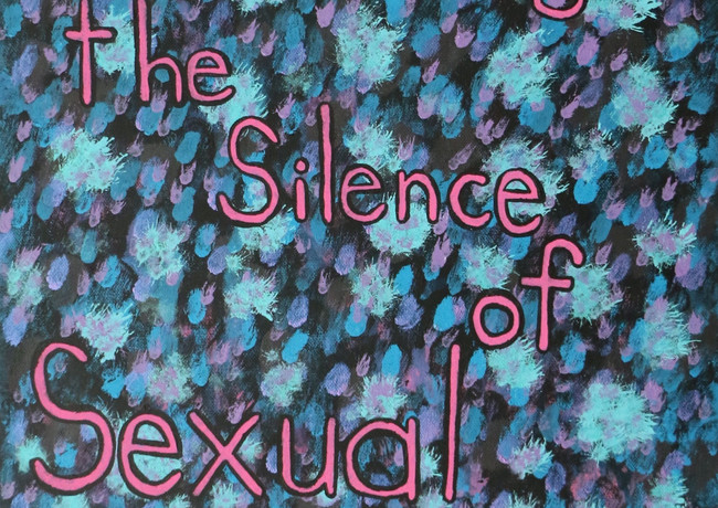 Shatter the Silence of Sexual Violence, 2014