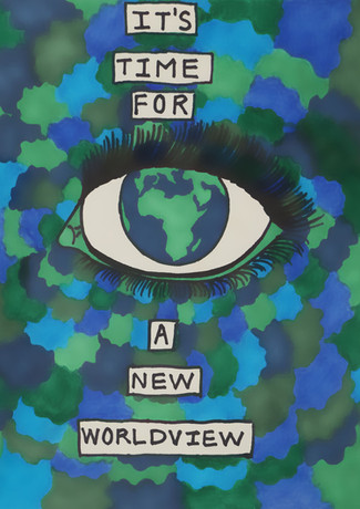 It's Time for a New World View, 2010