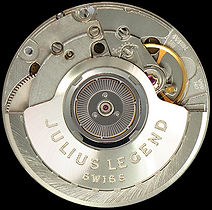 ETA 2892 A2 watch mechanic swiss