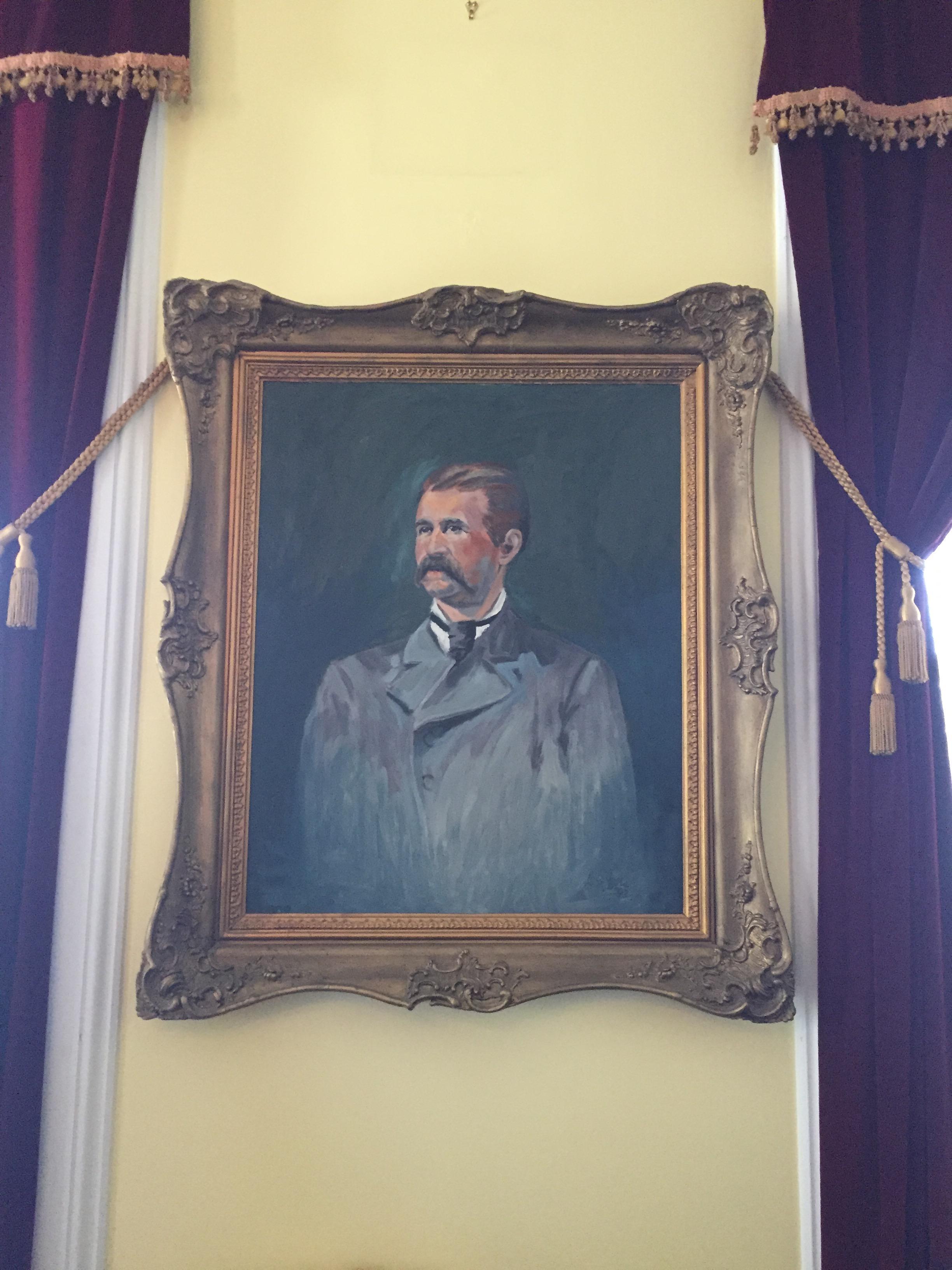 John Mackay Portrait