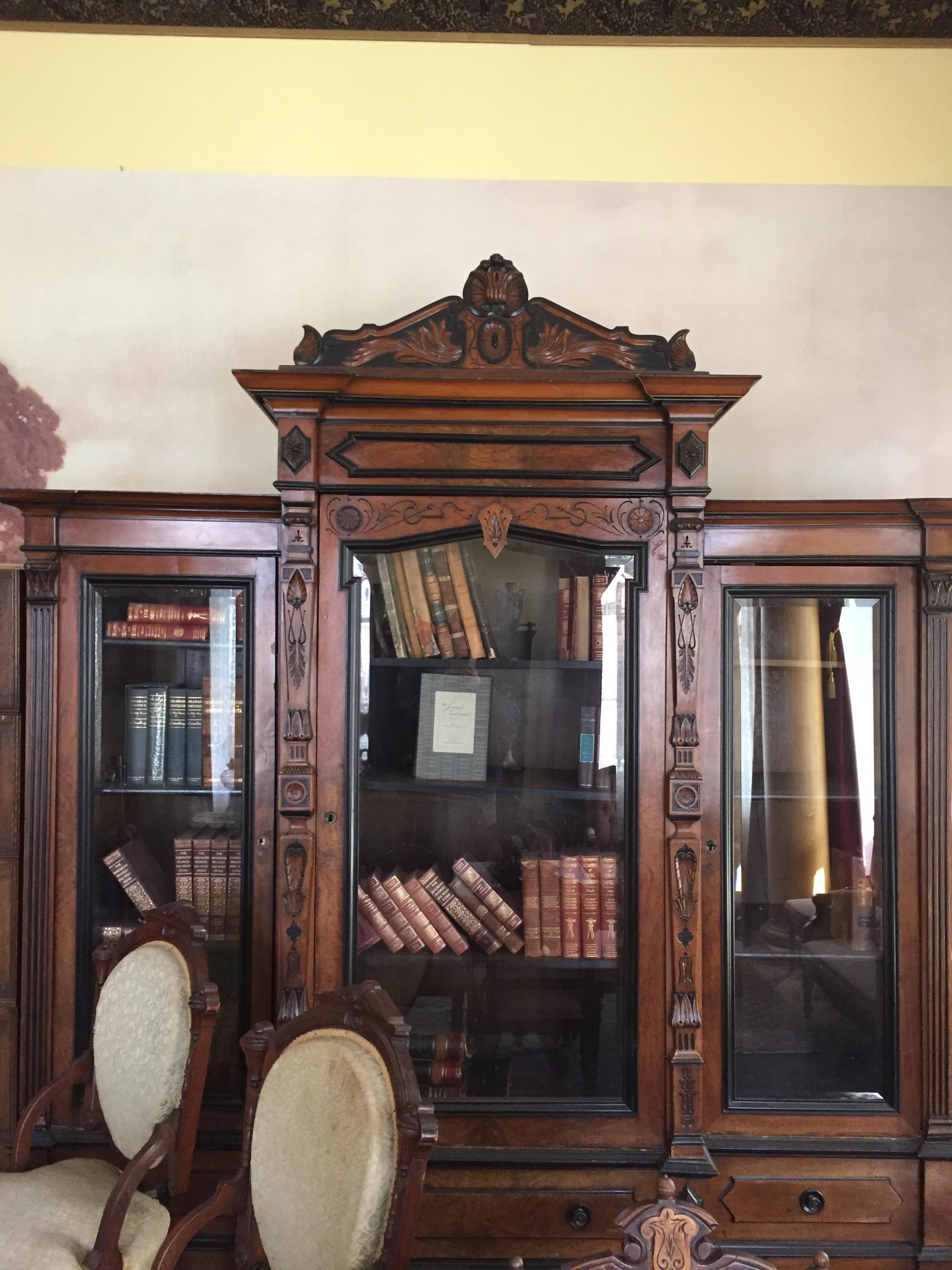 Parlor Bookcase