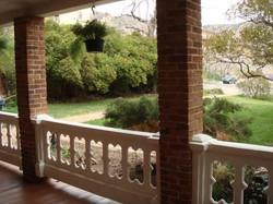 Lower Porch