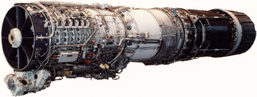 Military Aircraft Engines
