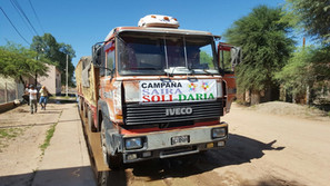 Campaña Solidaria desde Córdoba a Morillo