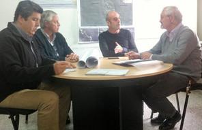 Recibimos a Javier, un ingeniero español que nos brindará apoyo técnico sobre la calidad del agua