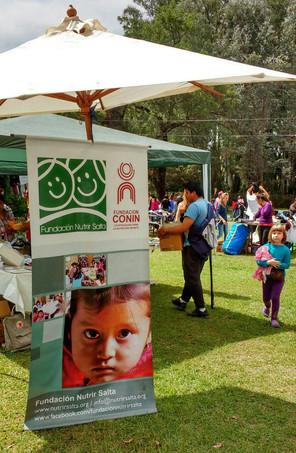 Ferias a Beneficio de CONIN
