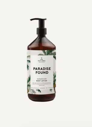 Body lotion Paradisefound