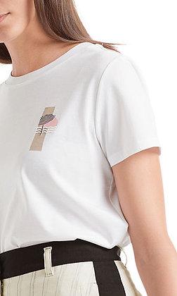 MARC CAIN Shirt aus Pima-Cotton