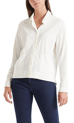 Marc Cain Bluse aus Stretchmaterial