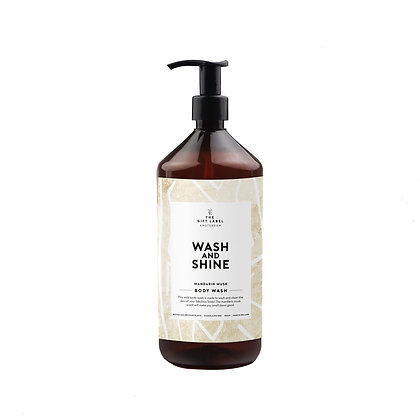 Body Wash wash & shine