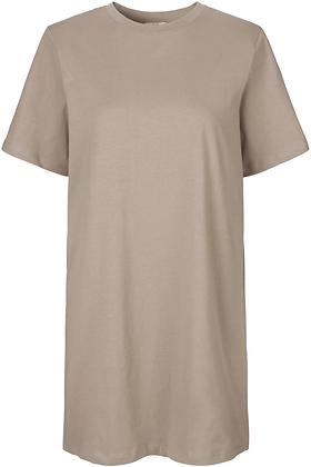Shirtkleid mit Schulterpolster Mbym