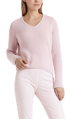 Marc Cain Grobstrickpullover knitted in Germany