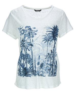 Princess goes Hollywood Shirt Palm Tree