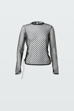 Dorothee Schumacher Playful dots shirt