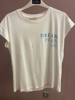 Shirt Dream.Plan.Do