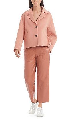 MARC CAIN Doubleface-Outdoor-Jacke aus Wolle