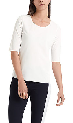 Marc Cain Shirt aus Bi-stretch