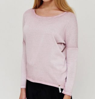Cotton Candy Langarmshirt Bente