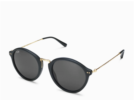 Kapten& Son Maui Matt All Black Sonnenbrille