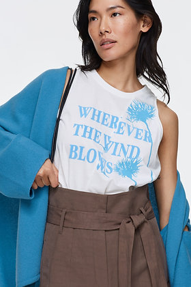 Dorothee Schumacher WHEREVER THE WIND BLOWS TOP