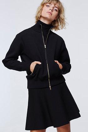 Dorothee Schumacher Blouson Sleek Sophistication