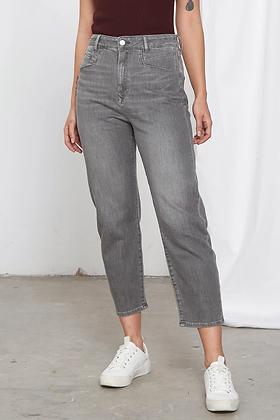 DAWN STARDUST - O-Shape, Organic Soft Denim, New Grey