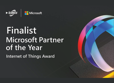 ICONICS Named 2020 Microsoft Partner of the Year Finalist
