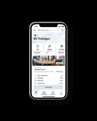 IBSS-Roamer-Smart-Building-User-Experience