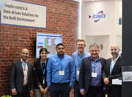 ICONICS attend The Smart Buildings Show  2019