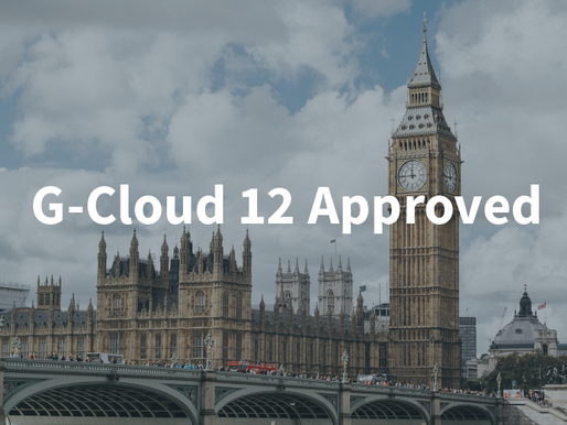 G-Cloud 12 - ICONICS UK's IBSS platform becomes G-Cloud 12 Approved