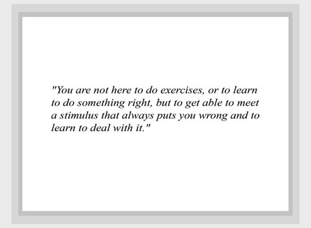 Alexander on Intention: