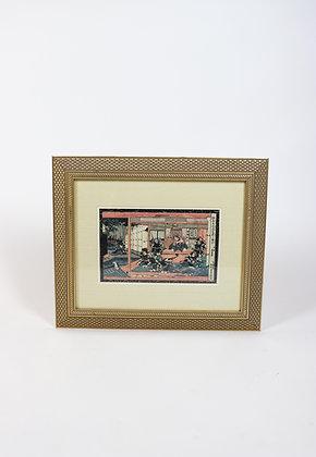 19th-Century Keisai Eisen Woodblock