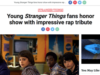 We Made Entertainment Weekly Too!
