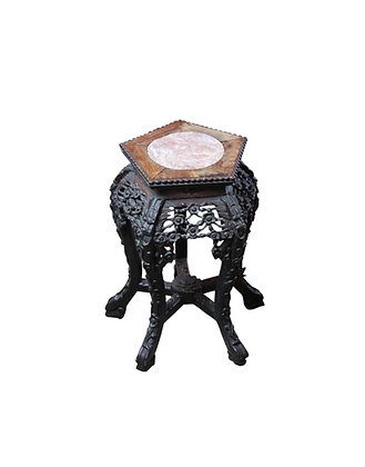 Small Chinese Tabouret
