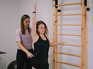 Therapeutic Yoga by licensed physical therapist