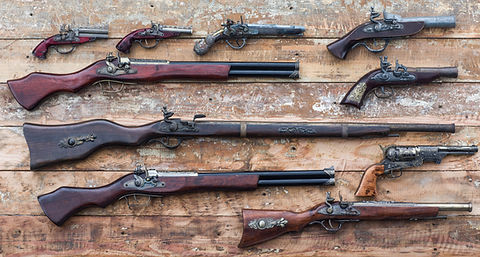 Buy Antique Guns | Military Collectibles Buyers