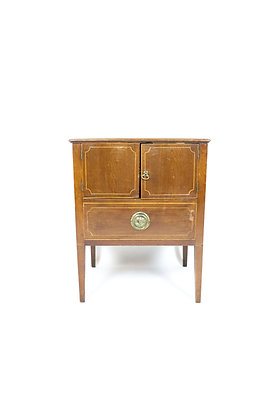 English Hepplewhite Commode